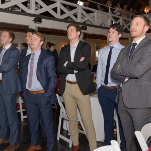 Men's Hockey Banquet 2018-19
