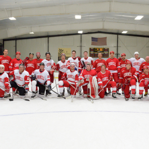 Men's Hockey | Alumni Game 2017