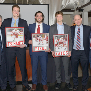 Men's Hockey Banquet 2017-18