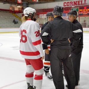 Cornell - Princeton Pre-Season Scrimmage