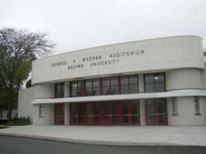 Meehan Auditorium