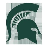 Michigan State spartan logo