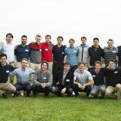 MIH team photo at picnic