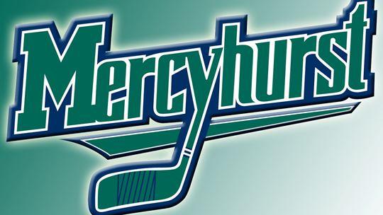 Mercyhurst hockey logo