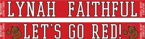 Lynah Faithful - CHA Scarf